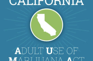 Adult Marijuana Use Act California