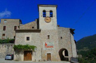 Restaurato il museo della Canapa in provincia di Perugia