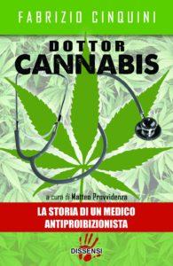 Libro Dottor Cannabis Fabrizio Cinquini