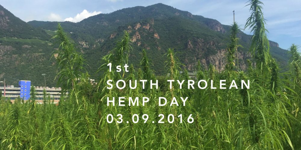 Hemp day South Tirol