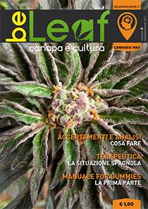 BeLeaf - Numero 3 - CannabisMag