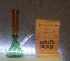 420 Murano Glass a Canapa Mundi