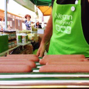 Cibi vegani - Wurstel vegetali