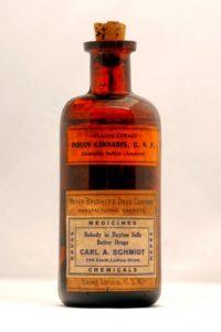 Estratto di Cannabis Indica prodotto da Meyers Brothers Drug Company