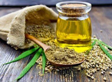 Farina e olio di semi di Canapa