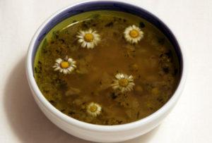 Margherita - Zuppa di Margherite