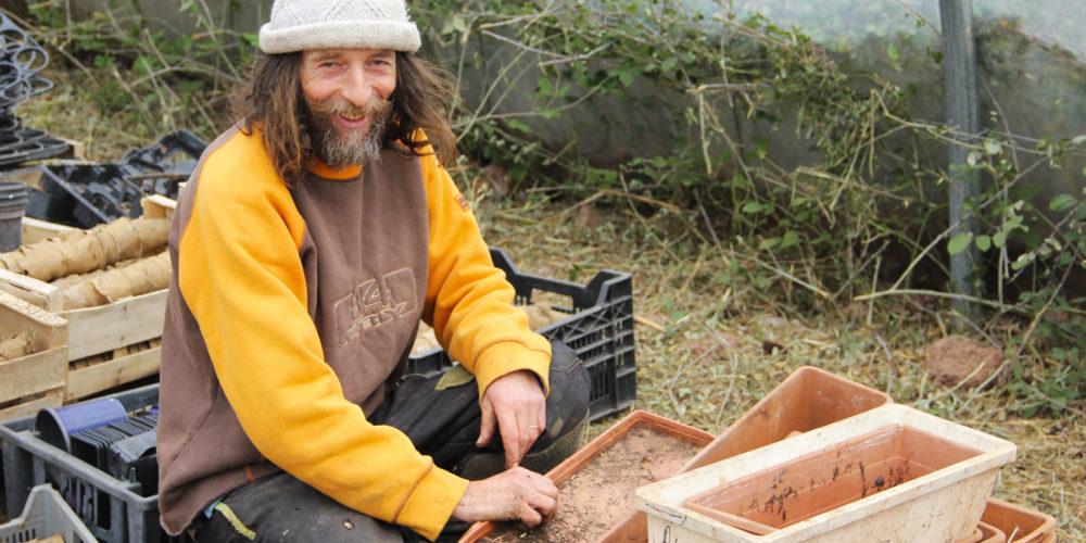 Coltivare senza acqua - la storia di Pascal