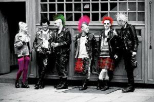 40 anni di Punk a Londra