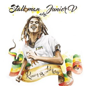 Running on Jah Way, il disco d'esordio di Junior V.