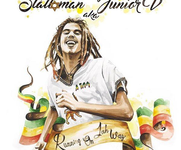 Running on Jah Way, il disco d'esordio di Junior V.