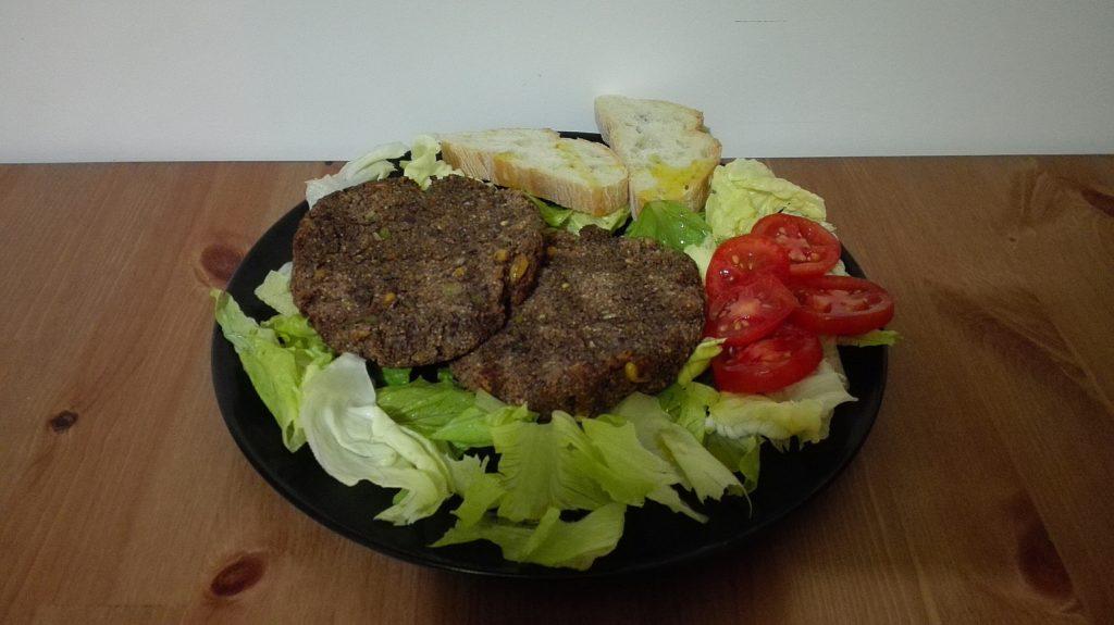 mexi burger il lupo mangia l'erba