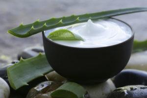 Aloe crema