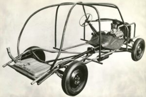 Hemp Body Car