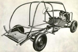 Hemp Body Car
