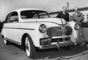 Henry Ford Hemp Body Car
