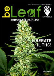 BeLeaf - Numero 8 - CannabisMag