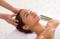 Prurito - massaggio cuoio capelluto