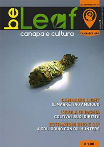 BeLeaf - Numero 5 - CannabisMag