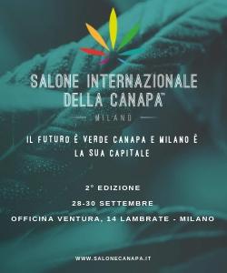 Salone della Canapa Milano